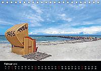 Malerische Kieler Förde (Tischkalender 2019 DIN A5 quer) - Produktdetailbild 2