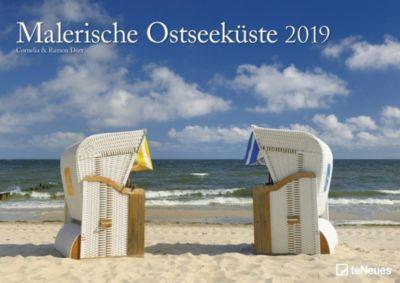 Malerische Ostseeküste 2019