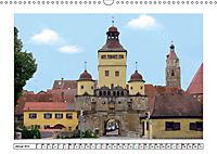Malerische Städte in Süddeutschland (Wandkalender 2019 DIN A3 quer) - Produktdetailbild 1