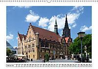 Malerische Städte in Süddeutschland (Wandkalender 2019 DIN A3 quer) - Produktdetailbild 2