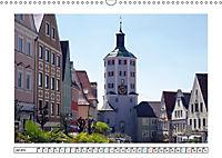 Malerische Städte in Süddeutschland (Wandkalender 2019 DIN A3 quer) - Produktdetailbild 7