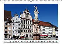 Malerische Städte in Süddeutschland (Wandkalender 2019 DIN A3 quer) - Produktdetailbild 8