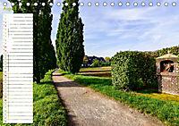 Malerischer Spaziergang durch Meerbusch (Tischkalender 2019 DIN A5 quer) - Produktdetailbild 8