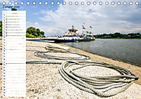 Malerischer Spaziergang durch Meerbusch (Tischkalender 2019 DIN A5 quer) - Produktdetailbild 1