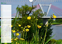 Malerischer Spaziergang durch Meerbusch (Wandkalender 2019 DIN A4 quer) - Produktdetailbild 5