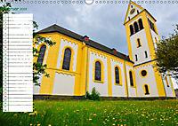 Malerischer Spaziergang durch Meerbusch (Wandkalender 2019 DIN A3 quer) - Produktdetailbild 2