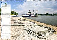 Malerischer Spaziergang durch Meerbusch (Wandkalender 2019 DIN A3 quer) - Produktdetailbild 1