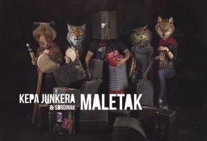 Maletak, Kepa & Sorginak Junkera