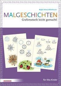 Malgeschichten für Kita-Kinder - Brigitte Wilmes-Mielenhausen |