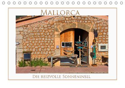Mallorca, die reizvolle Sonneninsel (Tischkalender 2019 DIN A5 quer), Paul Michalzik