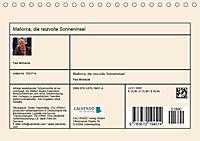 Mallorca, die reizvolle Sonneninsel (Tischkalender 2019 DIN A5 quer) - Produktdetailbild 13