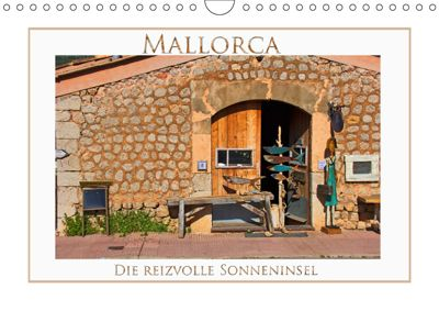 Mallorca, die reizvolle Sonneninsel (Wandkalender 2019 DIN A4 quer), Paul Michalzik
