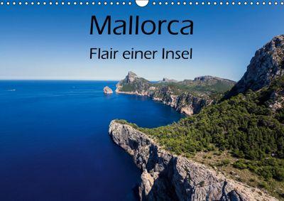 Mallorca - Flair einer Insel (Wandkalender 2019 DIN A3 quer), H. Dreegmeyer