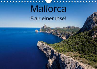 Mallorca - Flair einer Insel (Wandkalender 2019 DIN A4 quer), H. Dreegmeyer