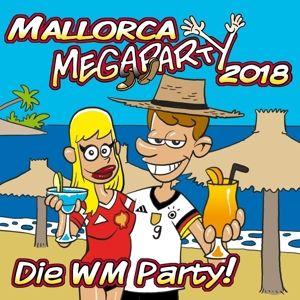 Mallorca Megaparty 2018-Die Wm-Party!, Various