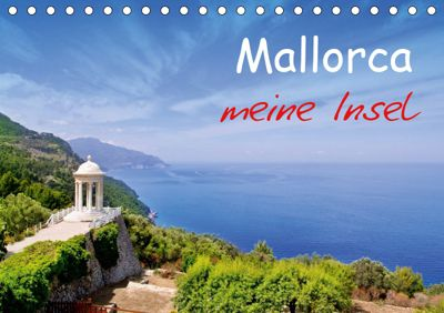 Mallorca, meine Insel (Tischkalender 2019 DIN A5 quer), Atlantismedia, (c) 2016 Atlantismedia