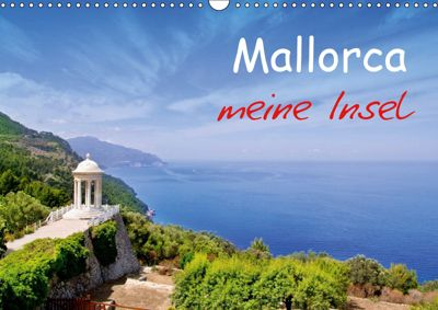 Mallorca, meine Insel (Wandkalender 2019 DIN A3 quer), Atlantismedia, (c) 2016 Atlantismedia