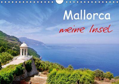Mallorca, meine Insel (Wandkalender 2019 DIN A4 quer), (c) 2016 Atlantismedia