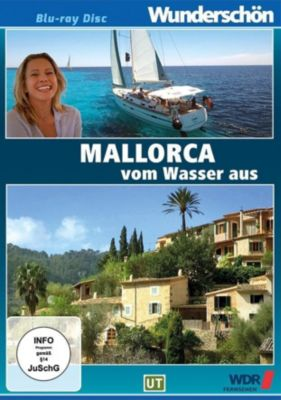 Mallorca vom Wasser aus, 1 Blu-ray