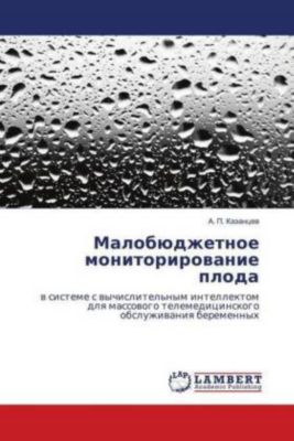 Malobjudzhetnoe monitorirovanie ploda, A. P. Kazancev