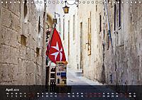 Malta entdecken Malta, Gozo, Comino (Wandkalender 2019 DIN A4 quer) - Produktdetailbild 4