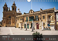 Malta entdecken Malta, Gozo, Comino (Wandkalender 2019 DIN A4 quer) - Produktdetailbild 10