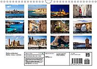 Malta entdecken Malta, Gozo, Comino (Wandkalender 2019 DIN A4 quer) - Produktdetailbild 13