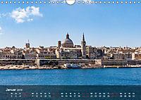 Malta entdecken Malta, Gozo, Comino (Wandkalender 2019 DIN A4 quer) - Produktdetailbild 1