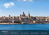 Malta entdecken Malta, Gozo, Comino (Wandkalender 2019 DIN A3 quer) - Produktdetailbild 1