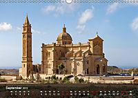 Malta entdecken Malta, Gozo, Comino (Wandkalender 2019 DIN A3 quer) - Produktdetailbild 9