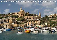 Malta - Gozo und Comino (Tischkalender 2019 DIN A5 quer) - Produktdetailbild 12