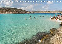 Malta - Gozo und Comino (Tischkalender 2019 DIN A5 quer) - Produktdetailbild 4