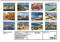 Malta - Gozo und Comino (Wandkalender 2019 DIN A2 quer) - Produktdetailbild 13