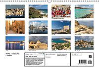 Malta - Gozo und Comino (Wandkalender 2019 DIN A3 quer) - Produktdetailbild 4
