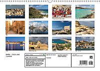 Malta - Gozo und Comino (Wandkalender 2019 DIN A3 quer) - Produktdetailbild 13