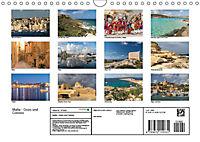 Malta - Gozo und Comino (Wandkalender 2019 DIN A4 quer) - Produktdetailbild 10