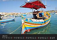 Malta. The sunny island full of charm. (Wall Calendar 2019 DIN A3 Landscape) - Produktdetailbild 7
