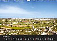Malta. The sunny island full of charm. (Wall Calendar 2019 DIN A3 Landscape) - Produktdetailbild 1