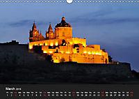 Malta. The sunny island full of charm. (Wall Calendar 2019 DIN A3 Landscape) - Produktdetailbild 3