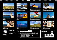Malta. The sunny island full of charm. (Wall Calendar 2019 DIN A3 Landscape) - Produktdetailbild 13