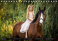 Malu Schumacher Mein Leben ist (k)ein Ponyhof ! (Tischkalender 2019 DIN A5 quer) - Produktdetailbild 3
