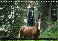 Malu Schumacher Mein Leben ist (k)ein Ponyhof ! (Tischkalender 2019 DIN A5 quer) - Produktdetailbild 5