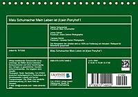 Malu Schumacher Mein Leben ist (k)ein Ponyhof ! (Tischkalender 2019 DIN A5 quer) - Produktdetailbild 13