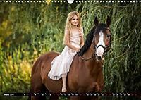 Malu Schumacher Mein Leben ist (k)ein Ponyhof ! (Wandkalender 2019 DIN A3 quer) - Produktdetailbild 3