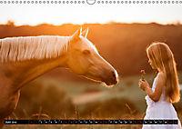 Malu Schumacher Mein Leben ist (k)ein Ponyhof ! (Wandkalender 2019 DIN A3 quer) - Produktdetailbild 6