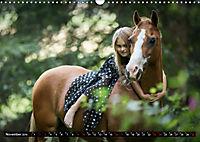 Malu Schumacher Mein Leben ist (k)ein Ponyhof ! (Wandkalender 2019 DIN A3 quer) - Produktdetailbild 11