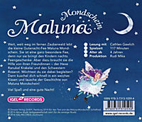 Maluna Mondschein Band 1: Die kleine Gutenacht-Fee (Audio-CD) - Produktdetailbild 1