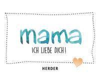 MAMA, ich liebe dich!