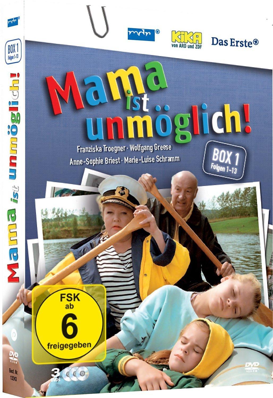 Anne Marie Briest mama ist unm�glich - box 1 dvd bei weltbild.de bestellen
