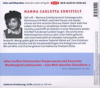 Mamma Carlotta Band 5: Inselzirkus (4 Audio-CDs) - Produktdetailbild 1